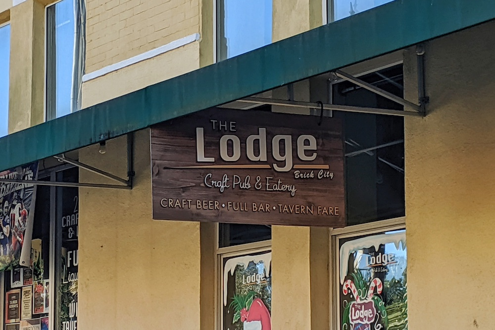 The Lodge Brick City Craft Pub & Eatery