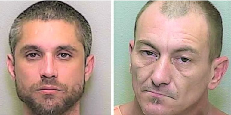 Citra men wanted on warrants jailed after deputies respond to disturbance