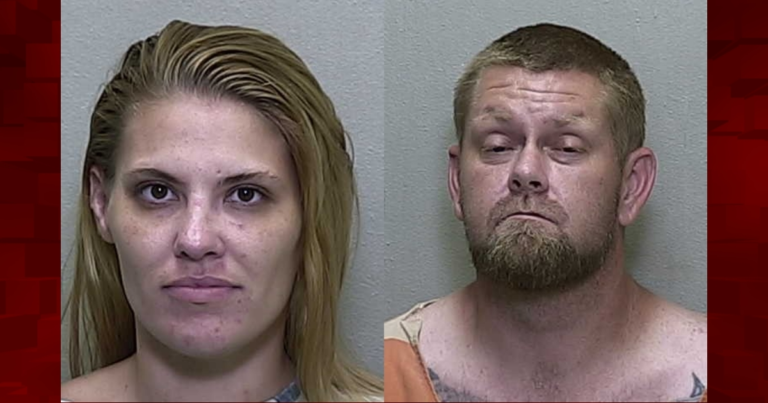 Marion County couple arrested for trespassing on construction