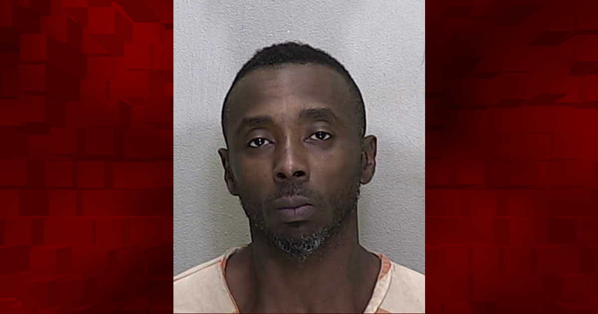 Ocala man facing felony charges after breaking into unoccupied home fleeing officers in U Haul truck